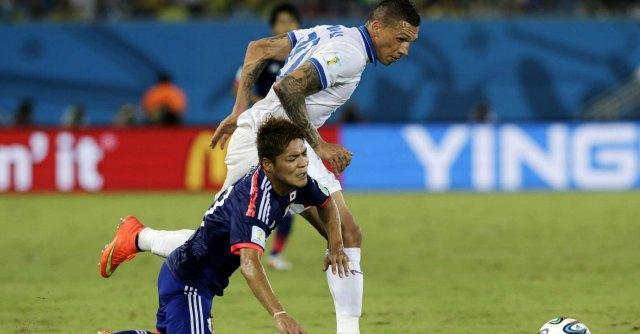 Brasile 2014, Giappone-Grecia 0-0: ecco le pagelle e il tabellino