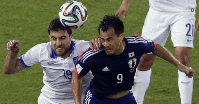 Costa Rica – Grecia: 1 a 1. Guarda la diretta