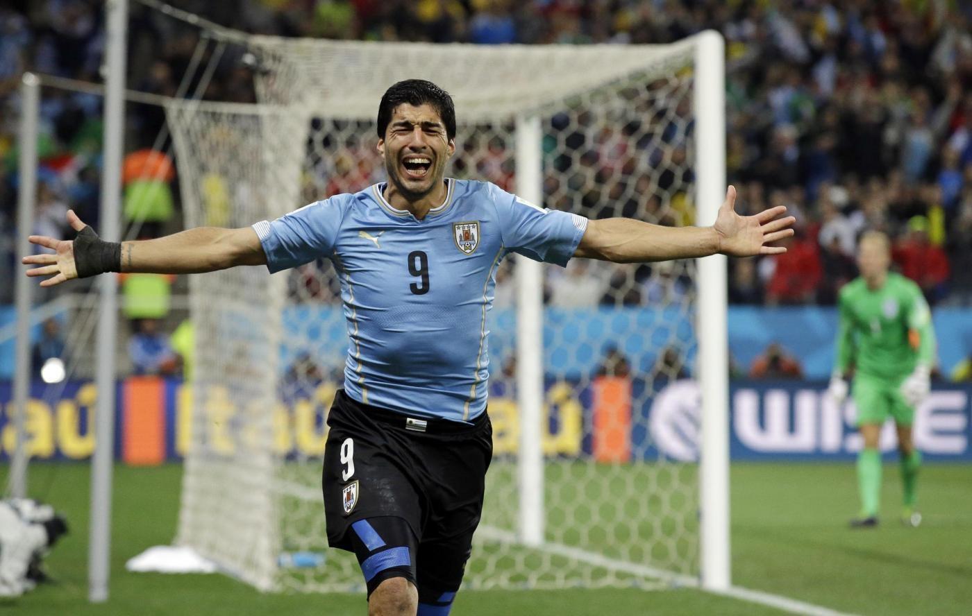Uruguay vs Inghilterra, la magia: ho visto gli invincibili
