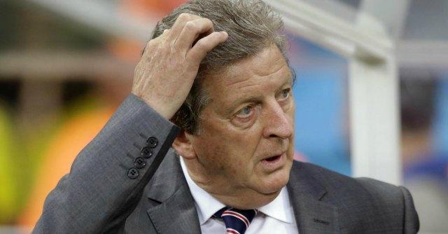 "Italia – Inghilterra, dopo la batosta Hodgson sprona i suoi: ""Andremo avanti"""