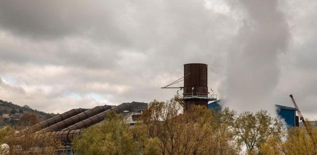 L'inquinamento in Europa vale come quattro atomiche in un anno