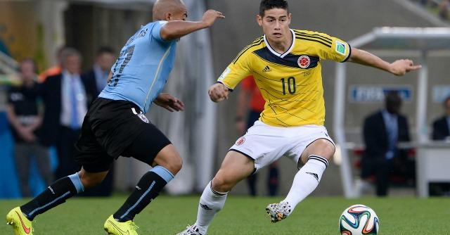 Brasile 2014: lo show di James Rodriguez porta la Colombia ai quarti
