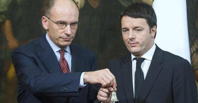 """Renzi: """"Presidenza Consiglio Ue? Nessuno ha mai fatto il nome di Enrico Letta"""""""