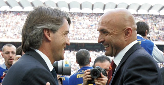 Image result for Spalletti and Mancini
