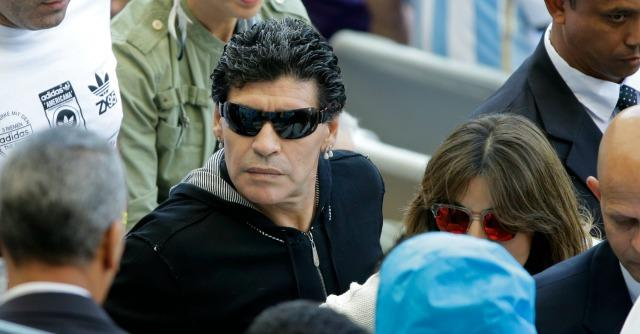 "Brasile 2014, per Grondona Maradona porta sfiga: ""Iettatore va via e Messi segna"""