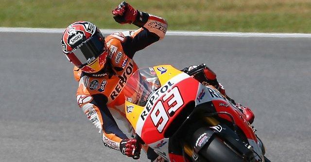 MotoGP Indianapolis, Marquez trionfa. E' la decima vittoria consecutiva