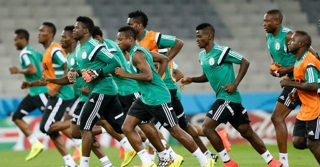 Nazionale Nigeriana - Mondiali 2014