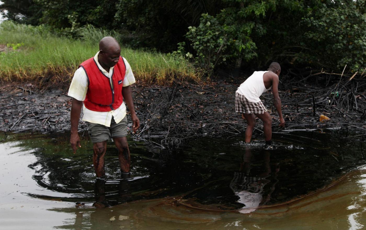 Petrolio in Nigeria