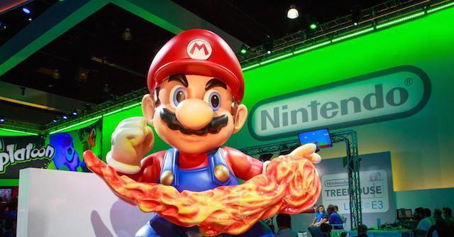 Nintendo Booth