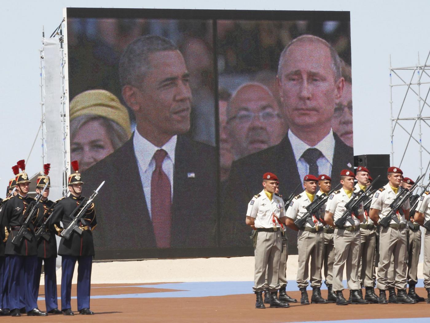 Russia-Ucraina: la speranza sbarca ancora in Normandia