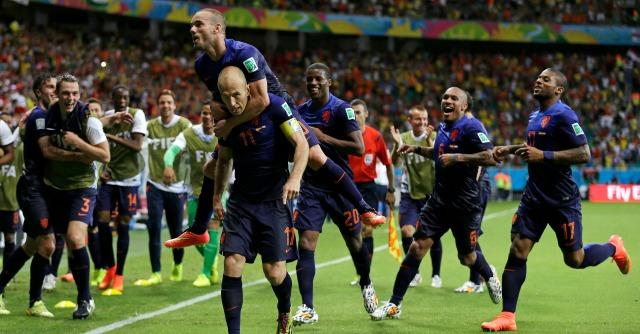 Nazionale Olandese
