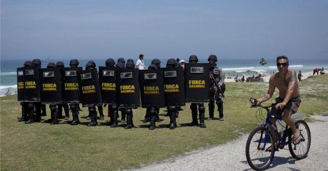 Mondiali Brasile 2014, arresti preventivi: anche un avvocato per i diritti civili