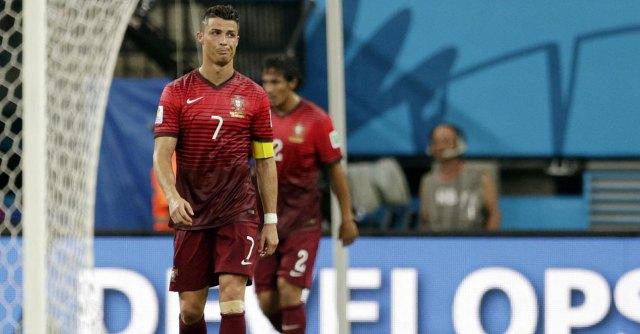 Mondiali 2014, Portogallo – Ghana: 2 a 1. Entrambe eliminate