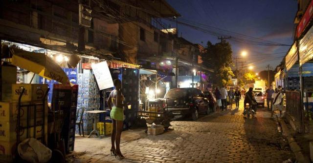 Prostituzione Rio