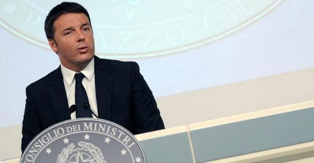 """Riforme, Renzi: """"Affossarle non è libertà di coscienza, rivoluzioniamo l'Italia"""""""