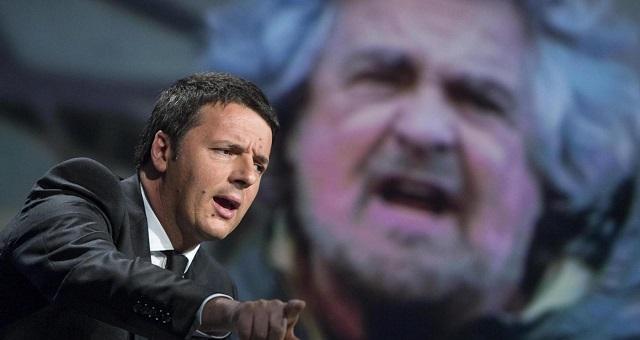 Renzi Grillo