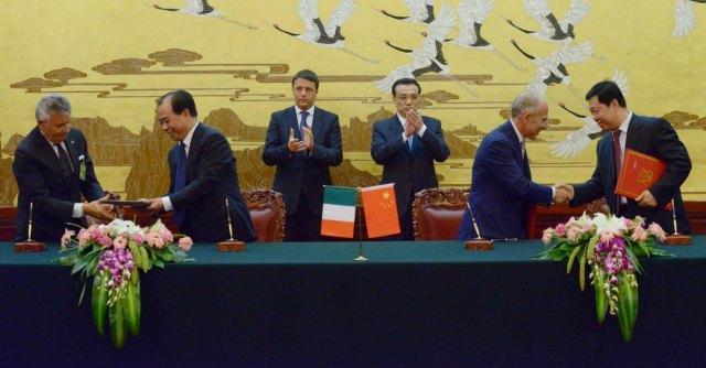 Renzi in Cina, la visita del premier non conquista le prime pagine: il tema è Expo