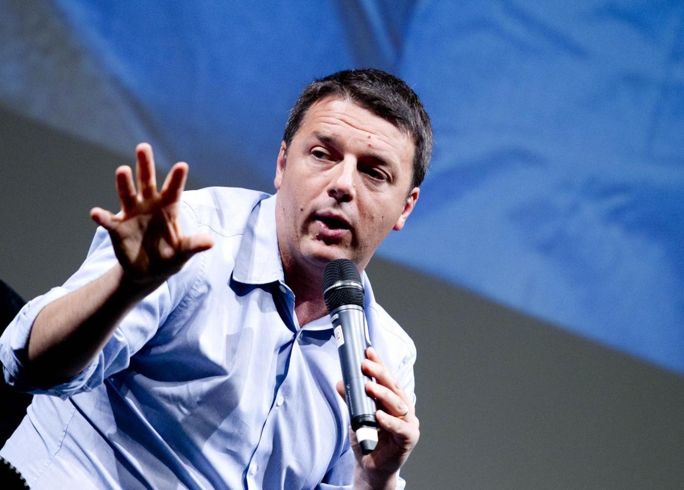 Renzi e lo sblocca-Italia: piuttosto #sbloccaleSoprintendenze