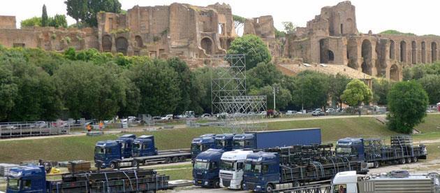 Rolling Stones a Roma, alla fine ha vinto Marino