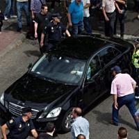 Sciopero taxi - uber