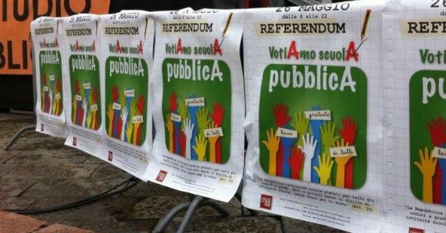 Scuola pubblica a Bologna, a un anno dal referendum aumentano i fondi alle private