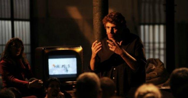 Alessandro Sortino a Tv2000. Ex Iena vicedirettore dell'emittente dei vescovi