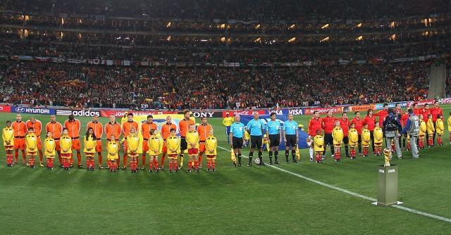 Spagna-Olanda, stasera in scena il remake della finale di Sudafrica 2010