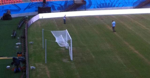 Mondiali 2014, stadio di Manaus: rischio prato secco e umidità per esordio italiano