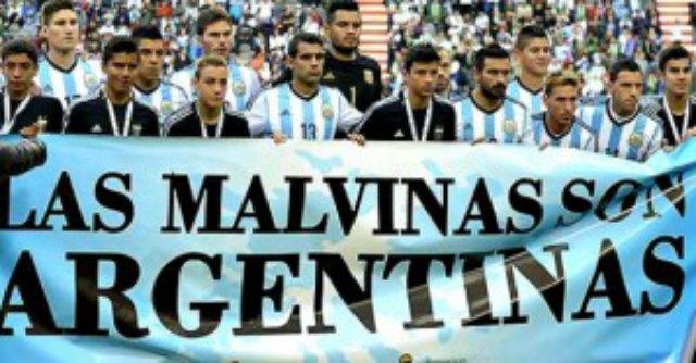 Mondiali 2014, Argentina sotto indagine Fifa per lo striscione sulle Falkland