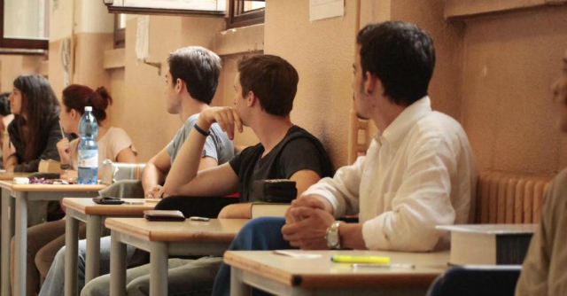 Spending review, a Casale Monferrato una classe-pollaio con 42 studenti