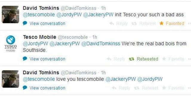Tesco Mobile, su Twitter l'antipatia è un successo. E conquista clienti