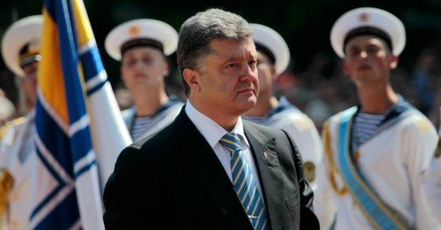 """Ucraina, Poroshenko giura in Parlamento """"Nessun compromesso su unità Paese"""""""