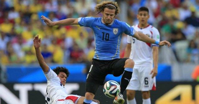 Ottavi Mondiali 2014, Colombia – Uruguay: 2-0. Doppietta di Rodriguez