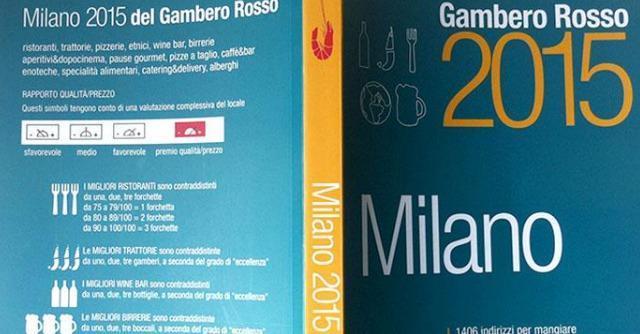 Gambero Rosso Milano, la guida 2015 ai migliori ristoranti