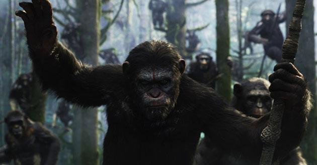 Film: Apes Revolution, cospirazioni e distopie dal Pianeta delle Scimmie