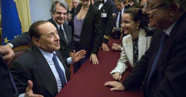 Berlusconi: 'Non m'importa del Senato, accordo con Renzi è su Italicum e giustizia'