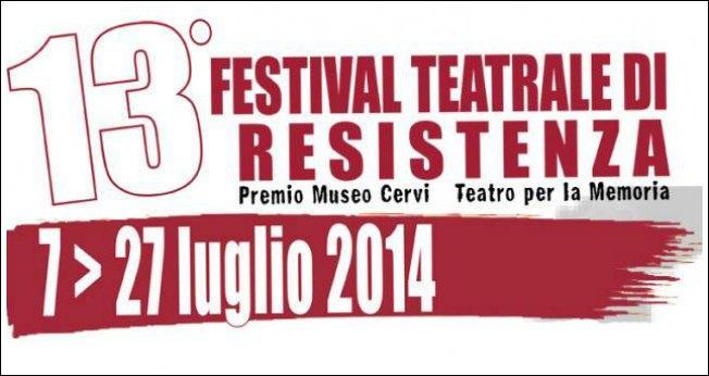 Festival teatrale di Resistenza, storie di battaglie in scena sul palco del Museo Cervi