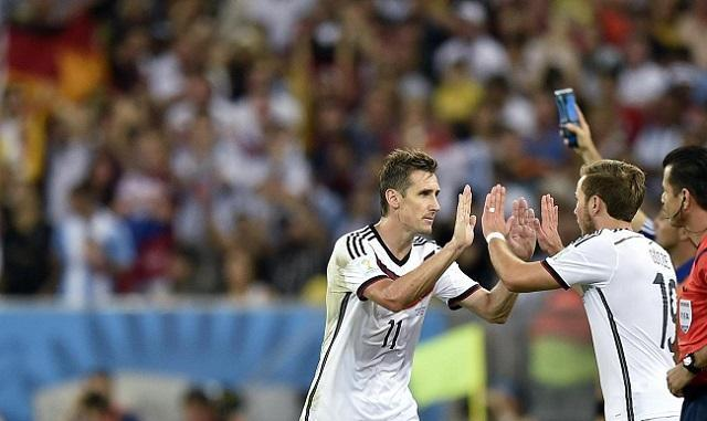 Mondiali, vince la Germania: ecco la cena dei campioni