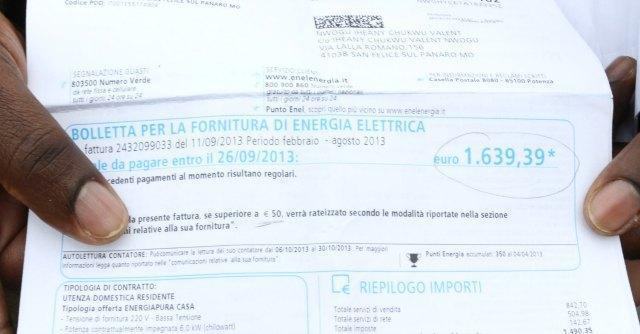"""Bollette elettricità, l'authority: """"Alte a causa di tasse occulte e prelievi forzosi"""""""
