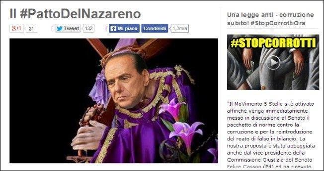 Il patto del Nazareno