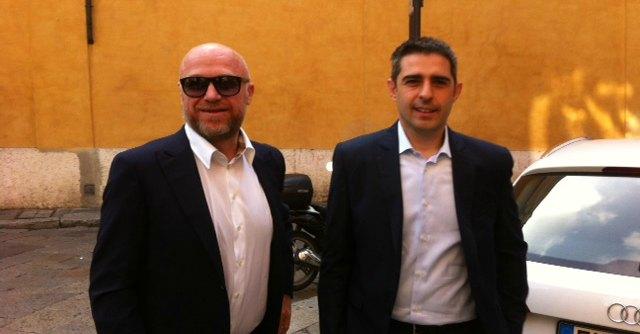 """M5S, sindaco Livorno Nogarin incontra Pizzarotti: """"Lo stimo, mi può dare consigli"""""""