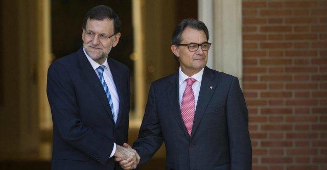 """Catalogna, referendum secessionista Il premier spagnolo Rajoy: """"È illegale"""""""