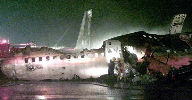 Taiwan, si schianta aereo in fase di atterraggio: 47 morti e 11 feriti