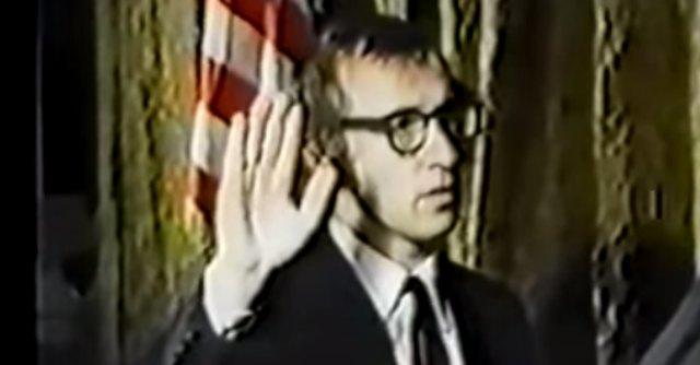 Woody Allen, l'inedito docu-film sul presidente Richard Nixon scovato in Rete