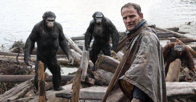 Apes revolution: Il pianeta delle Scimmie Apologo umanista pensando all'apartheid