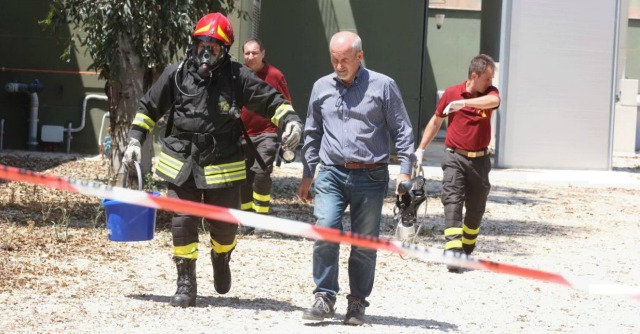 Aprilia, due operai muoiono nella cisterna di un impianto di compostaggio