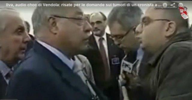 Taranto: licenziato Abbate, il giornalista sgradito a Ilva e alla politica