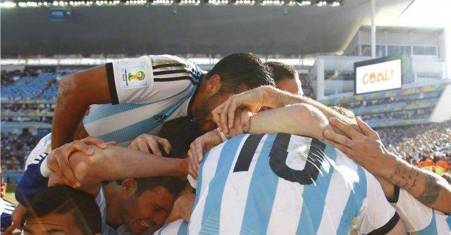 Argentina – Svizzera, 1 a 0. Di Maria nell'extra time, ma che sofferenza