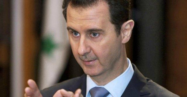 """Siria, regime di Assad: """"Pronti a collaborare con Usa e Regno Unito contro jihadisti"""""""
