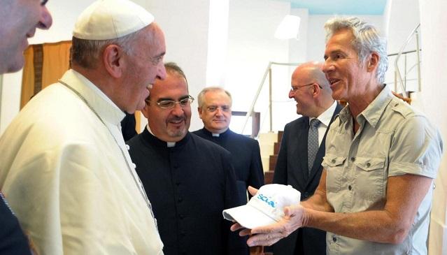 Baglioni-Papa-Lampedusa